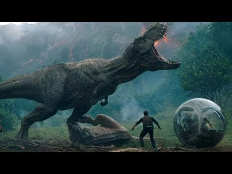 Jurassic World: El reino cai?do - Trailer español (HD)