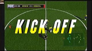 20th Anniversary of PlayStation | FOX Sports Soccer '99 | #20YearsOfPlay