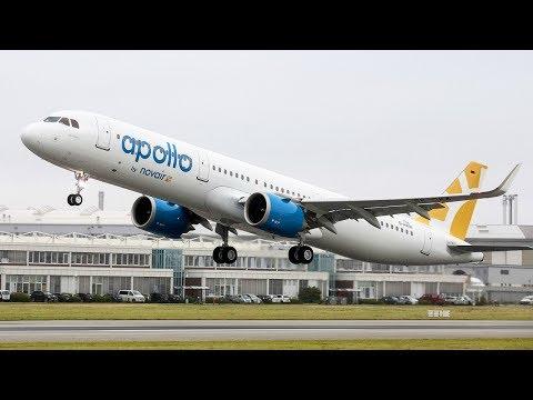 Apollos A321neo