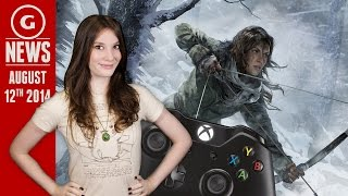 New Tomb Raider Is Xbox Exclusive & 10 Million PS4s Sold – GS Daily News