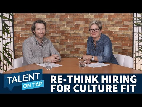 Talent on Tap Ep. 5 | Why We Need to Rethink Hiring for Culture Fit
