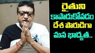 Prudhvi Raj emotional words about coronavirus scare..