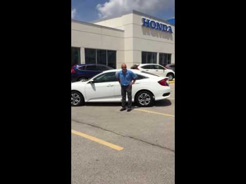 Dan Welch shares deals on the new Honda Civic