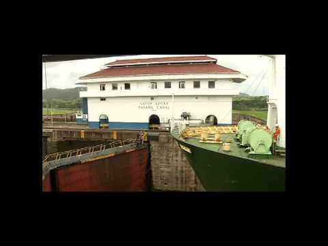 Experience Panama - Canal - ¿Conoces las Esclusas de Gatún?