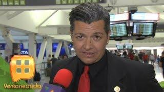 Carlos Peniche retoma su vida laboral luego de vivir en situación de calle | Ventaneando