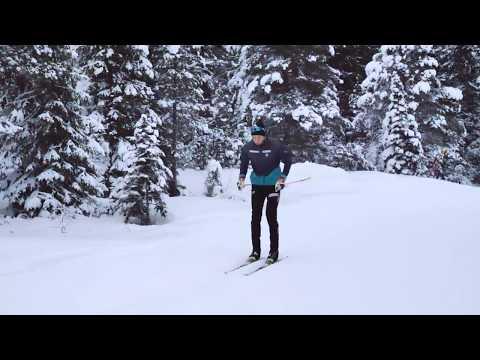 Johannes Høsflot Klæbo - Teknikkvideo langrenn klassisk