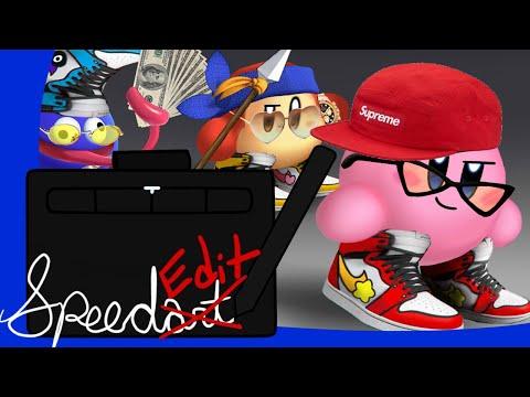 Kirby s Drip Land   Speed Edit