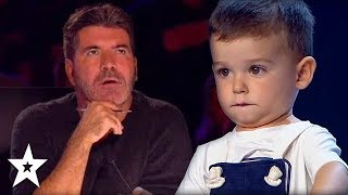 Would Simon Cowell SAY YES!? | Kids Auditions Around The World | Got Talent Global