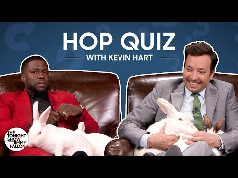 Hop Quiz with Kevin Hart