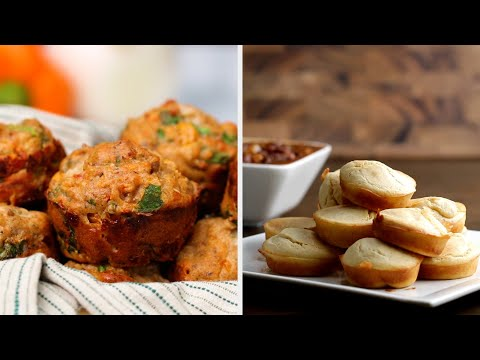 Muffins With A Savory Twist ? Tasty Recipes