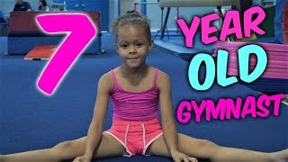 Super Flexible 7 Year Old Gymnast Joylena| Ultimate Gymnastics