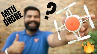 Xiaomi MITU Drone Unboxing & First Look - Small Toy Drone🔥🔥🔥