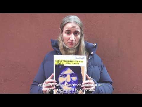 Silvana Imam skriver för frihet