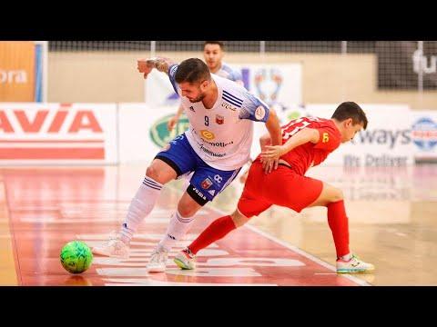 Futbol Emotion Zaragoza   Industrias Santa Coloma Jornada 33 Temp 20 21