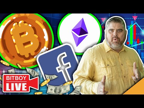 Ethereum ETF Next?! Facebook Going Crypto (Metaverse & Bitcoin Wallet)