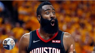 James Harden's analytical skills make him perfect for Rockets - Kirk Goldsberry | Jalen & Jacoby