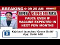 Anthony Fauci on COVID | 'It Will Easily Be End Of 2021 To Have Normalcy' | NewsX - 02:24 min - News - Video