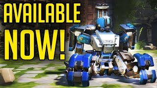 Overwatch: How to Download the Bastion BlizzCon 2016 Skin!