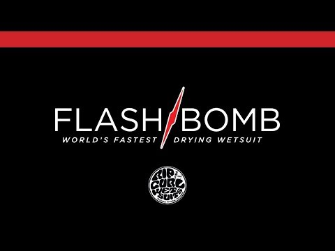 Flashbomb Zip Free | Wetsuit Review by Rip Curl