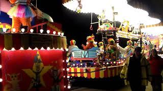 Taunton Carnival 2018 One Plus One CC Afro Circus