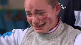 Bebe Vio | Memorable Paralympic Moments