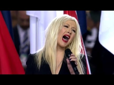 Top 10 American National Anthem Performance Fails