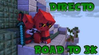 Directo de Minecraft | Partidas con subs  PD: #FacebookDown
