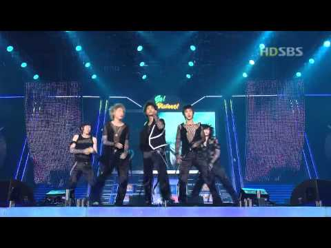 DBSK/TVXQ The way u are live Athen Olympics [HQ] [040714]
