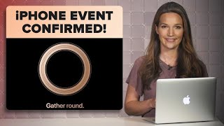 2018 iPhone event confirmed for Sept. 12