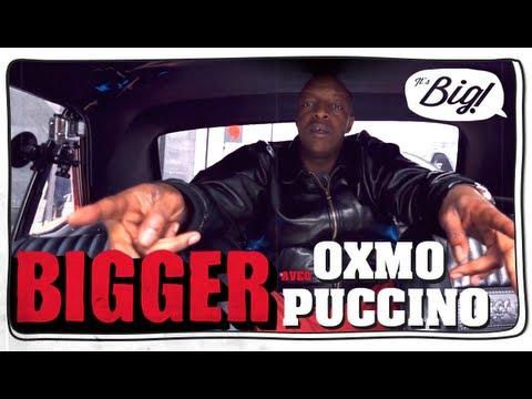 Le roi Oxmo Puccino lâche ses punchlines dans Bigger !