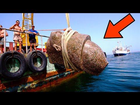 Ученые Не поверили, когда подняли Эти Находки со дна Океана