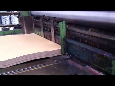 Klett printer slotter