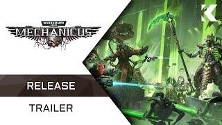 Warhammer 40000: Mechanicus - Megjelenés Trailer