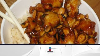 Receta de kung pao chicken / Kung pao chicken recipe