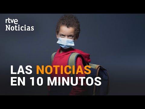 Las noticias del MARTES 10 DE NOVIEMBRE en 10 minutos | RTVE