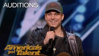 Hunter Price: Simon Cowell Requests Second Song From Performer - America's Got Talent 2018
