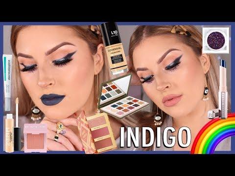 Smokey INDIGO Makeup ?? Rainbow Series ?? CCGRWM