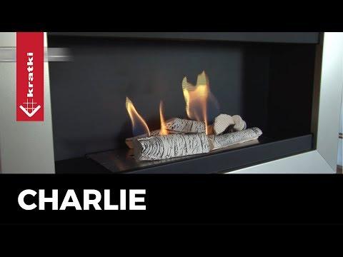Kratki Biokamin Dekokamin Charlie | kupfer | CHARLIE/MG/TUV