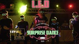 L.E.D  SURPRISE DANCE 2018 ( DANNYSFILMS ) ALEXA