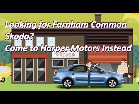 Hughes Farnham Common is closed - try Harper Motors