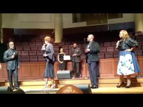 The Winans and The Clark Sisters Share the Stage