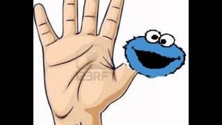 Sesame Street Finger Family 2015 Daddy Finger Nursey Rhyme 4K