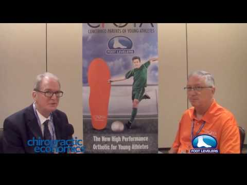 Foot Levelers Press Conference with Tim Maggs, DC