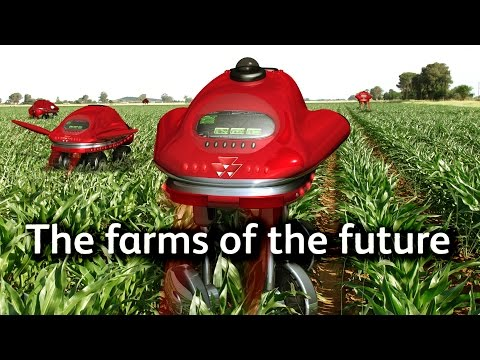 The farms of the future