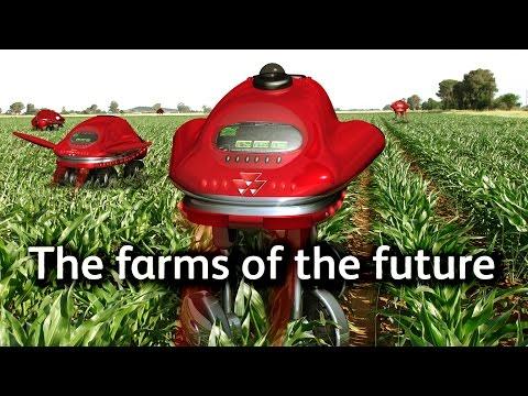 The farms of the future