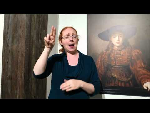 Rembrandt Remastered: New Zealand Sign Language Tours