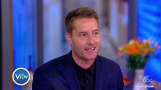 'This Is Us' Star Justin Hartley Talks Wedding, Family And Dishes On The Hit Series   The View