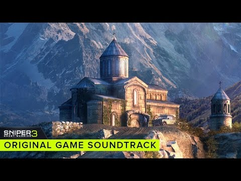 The World of Sniper Ghost Warrior 3   Soundtrack