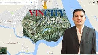 Vincity Quận 9 nằm ở đâu - Đường Đi Có Thuận Tiện Không?