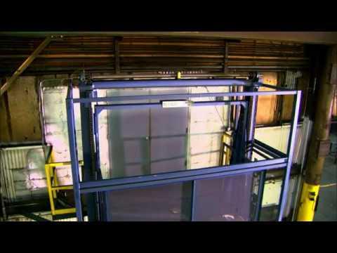 PFlow Industries | Series 21 Hydraulic Vertical Lift | KEI